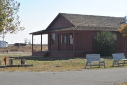 Colonel Allensworth Historic State Park