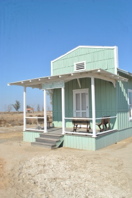 House in Colonel Allensworth Historic State Park